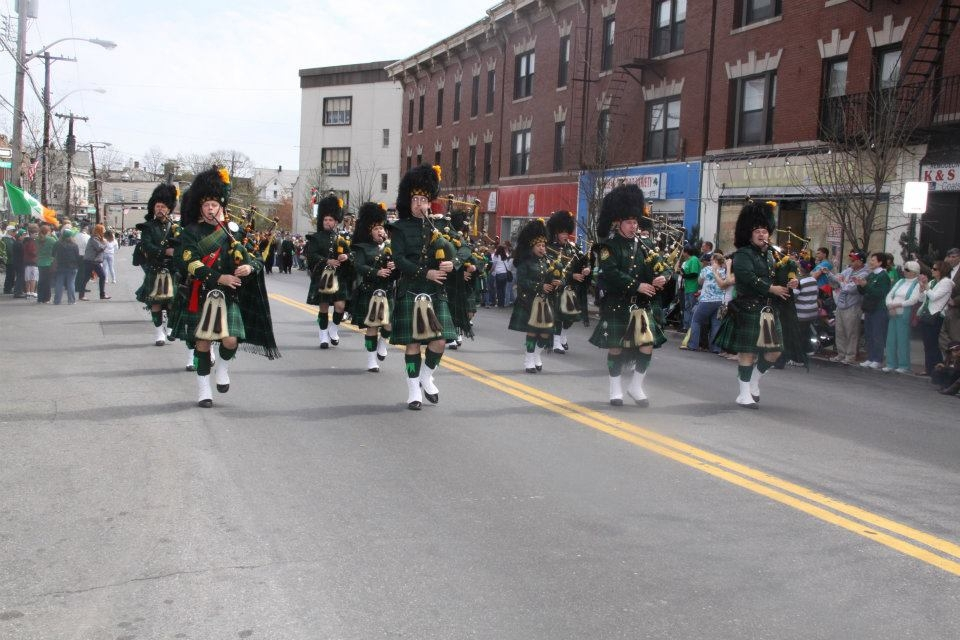 John at McLean Avenue Parade