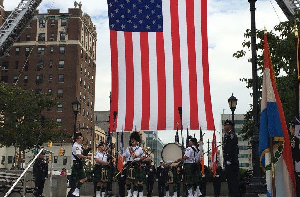 2017 Bronx 9/11 Ceremony